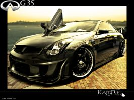 Infiniti G35 by katre-design