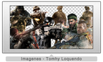 Pack Renders Call of Duty by TomhyLoquendo