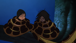 Mowgli and Shanti in Kaa's coils 4 by Swedishhero94