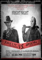Freddy vs. Jason by GDMonster