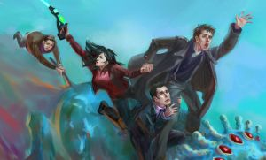 torchwood by Berenica