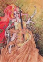 Cellosonata of the Woods by Elin-Lintu