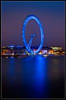 The London Eye by JakkyC
