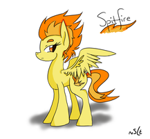 Spitfire~ by SoulEater-Love