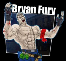 BRYAN MOTHER F@CKING FURY by GamePunisher