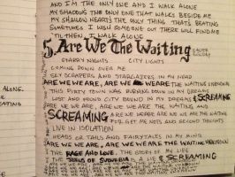Are We The Waiting... by IfuckinLuvBillieJoe
