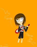Vic Fuentes - Now In Colour by cloudmuffin727
