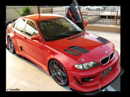 BMW 325i by roobi