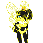Reina The Bee by ash64