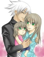 Request: Happy little family~ by nayght-tsuki