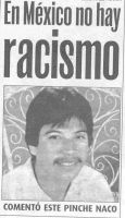 Racismo by nacos