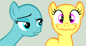 MLP Base-You Do Know Thats Not A Real Word by Casey-the-unicorn