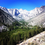 Hiking in the Sierras by Miss-Ellanious