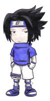 Chibi Sasuke by DemonAnime-Bloodlust