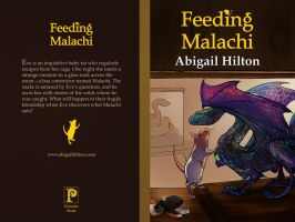Feeding Malachi - cover layout by jeffmcdowalldesign