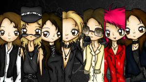 X JAPAN Wallpaper 2013 by kanaruaizawa16