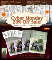 Cyber Monday 20% OFF Sale! Promo Code by MIKECORRIERO