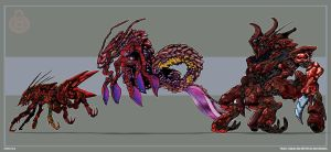 Chimera Insectile by Dezarath
