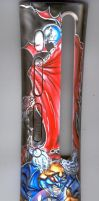 spawn xbox 360 faceplate by chrisfurguson