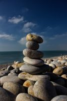 Stack Of Rocks by darrenchadwick1311