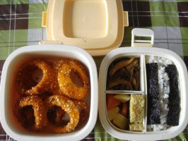 o-bento gift revealed by plainordinary1
