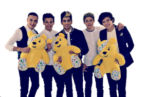 One direction PNG by Solciizz