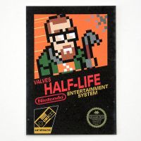 What if ... Half-Life - Card by arcade-art