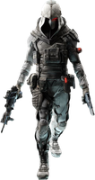 Ghost Recon - Phantoms Render by Ashish-Kumar