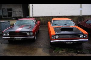 mopar or no car by AmericanMuscle