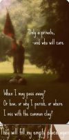 Poem to Pictures by Coldfire1