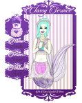 Coralia as an Eastie Maid by ethereal-dancer