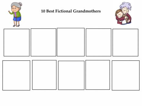 Ten Best Grandmothers Meme by jlj16