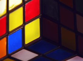 Rubik's Illusion by shaheershahid