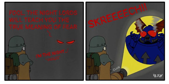 How to fight Night Lords by TechmagusKhobotov