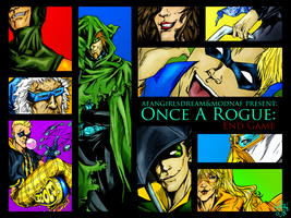Once a Rogue End Game by afangirlsdream