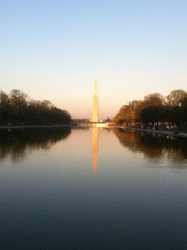 Washington Monument by soleatrcharchar123