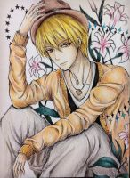 Kise Ryouta by Fangirl342