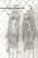 fruit roll up's and crown's by GrimGirl13