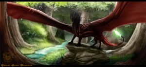 Lord of the Forest by noctem-tenebris