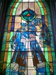 Megas XLR Stain Glass by Remdog13