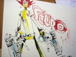 Scud by JimMahfood-FoodOne