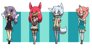 Mixed adopts 2 {CLOSED} by Eeyrie