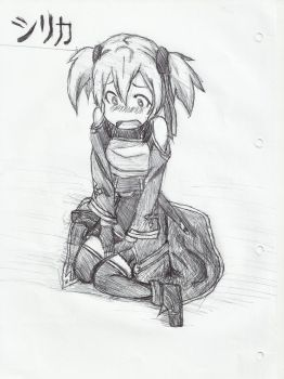 My Precious Silica :3 by MITCH959