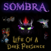 Cover ~ Sombra: Life Of A Dark Presence ~ by Radiant--Eclipse