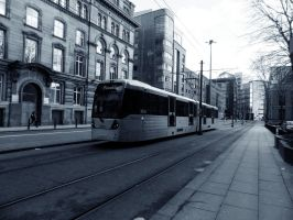 Tram by FrozenImages
