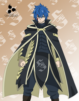 Jellal Fernandes: New Style by CruzerBlade