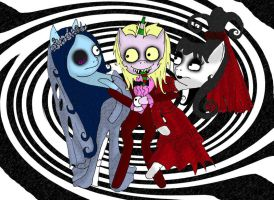 Beetlejuice-Deadly love by ScorpionsKissx