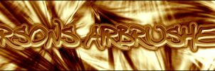 Abstract Airbrushes by O-R-S-O-N