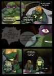 TMNT (fanmade) Same as it never was Aftershock _26 by FleshCreature