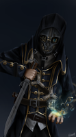 Dishonored by DeathTheBunny